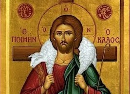 good shepherd icon